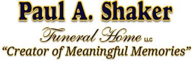 Paul A. Shaker Funeral Home